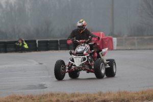 Andrea De Beni (Honda TRX 450R)