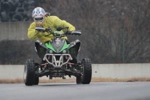 Rossano Valenti (Kawasaki KFX 450)